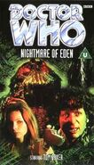 Nightmare of Eden VHS UK cover