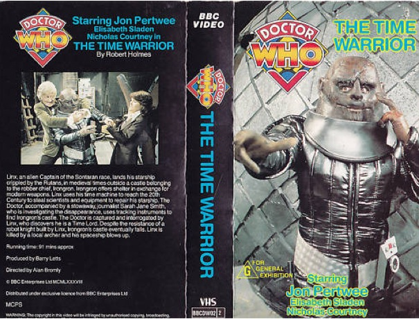 File:The Time Warrior VHS Australian folded out cover.jpg