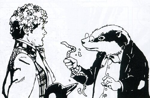 File:Badgers like worms.jpg