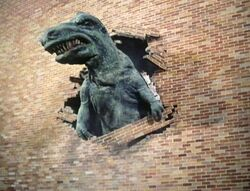 Dinosaur wall v2