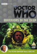 Warriors of the Deep UKdvd