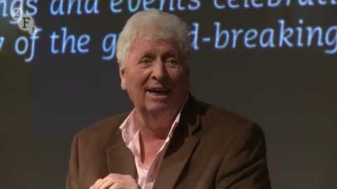 Doctor Who Robots of Death Event - Tom Baker on being Doctor Who