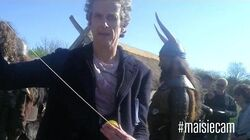 MaisieCam The Doctor's Yo-Yo - Doctor Who Series 9 (2015) - BBC