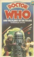 Planet of The Daleks novel