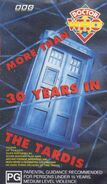 More Than 30 Years in the TARDIS VHS Australian cover