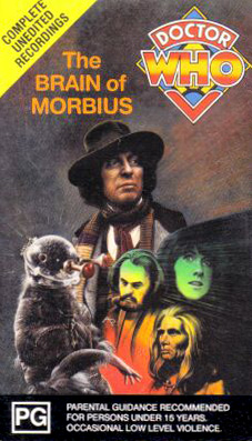 File:The Brain of Morbius VHS Australian 2nd release cover.jpg