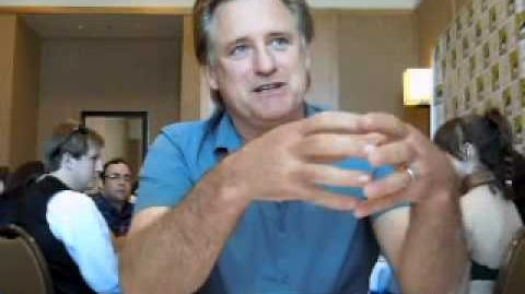 Torchwood Miracle Day - Bill Pullman Interview