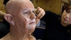 Mark Gatiss' Monster Mask - Doctor Who Confidential - The Lazarus Experiment - Series 3 - BBC