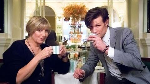 Doctor Who's Matt Smith Talks Tea - Victoria Wood's Nice Cup of Tea - BBC One