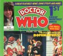 Doctor Who Magazine/Doctor Who - A Marvel Monthly