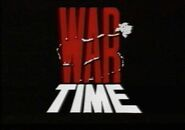 Wartime title card
