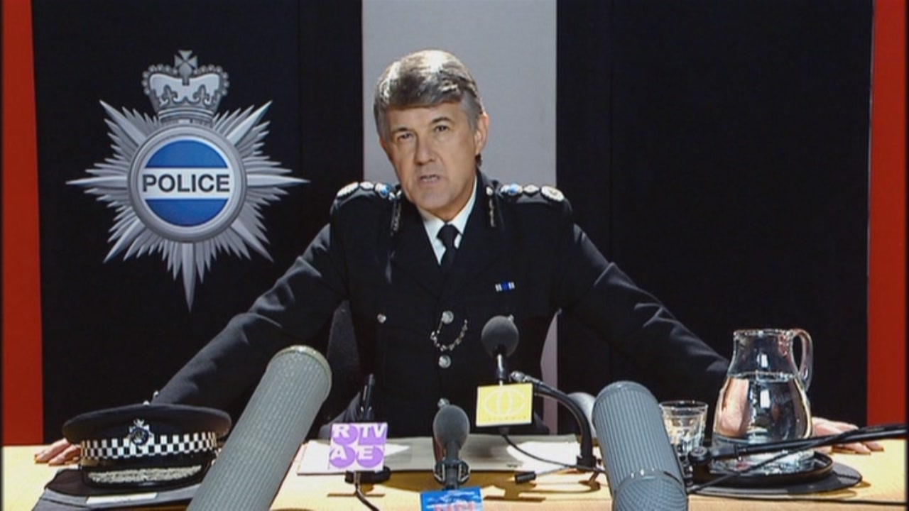 Police commissioner