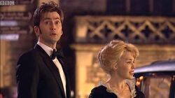 Twisted Christmas in London - Doctor Who - Voyage of the Dammed - BBC
