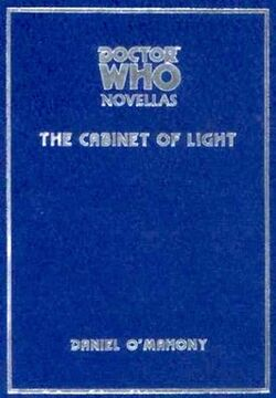 The Cabinet of Light TN cover