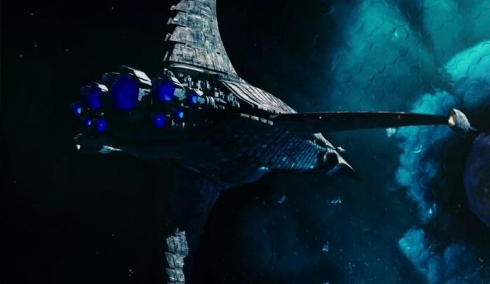 Shakri ship