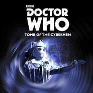 BBCstore Tomb of the Cybermen cover
