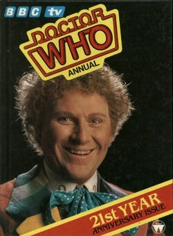 Doctor Who 1985