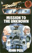 Mission To The Unknown novel