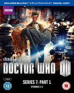 DW S7 P1 2012 Blu-ray UK