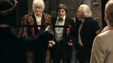 Seeking Immortality - The Five Doctors - BBC