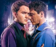 Ianto and Jack become closer