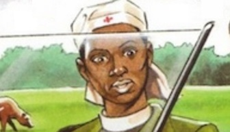 Nurse Albertine
