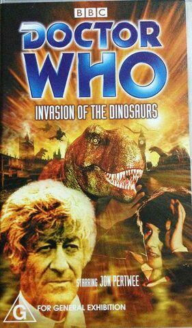 File:Invasion of the Dinosaurs VHS Australian cover.jpg