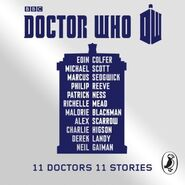 11 Doctors 11 Stories Audio