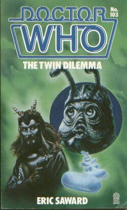 Twin Dilemma novel