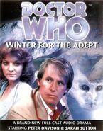 Winter for the Adept cassette front