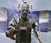 Cyberman Silver Turk