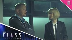Patrick Ness The perfect writer - Class Behind the scenes - BBC Three