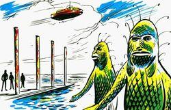 The Fishmen of Kandalinga