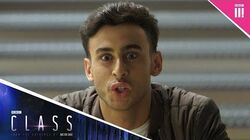 Quick-fire questions with Fady - Class - BBC Three