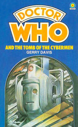 Tomb of The Cybermen novel