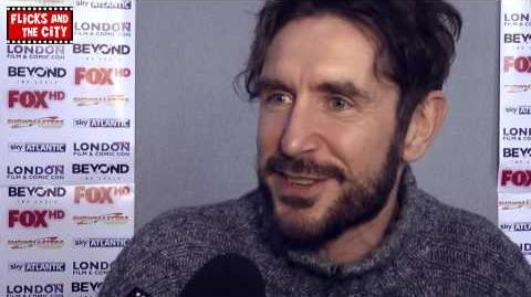 Doctor Who Interview - Paul McGann on Peter Capaldi & 50th Anniversary