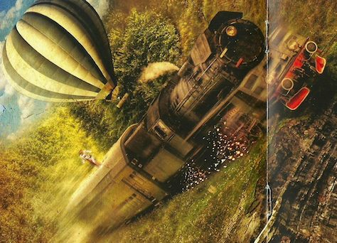 File:Fifth Doctor on train EmeraldTiger.jpg