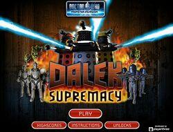 Dalek Supremacy
