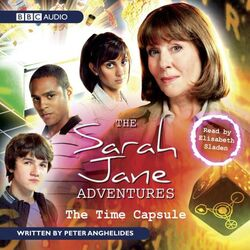 Sarah Jane Adventures - The Time Capsule