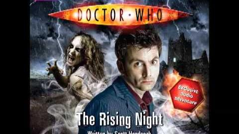 Doctor Who The Rising Night Unabridged