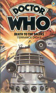Death To The Daleks novel