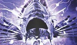 Blitzen fish