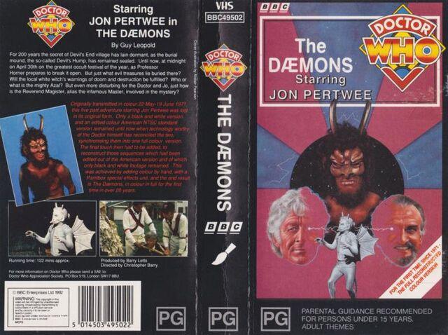 File:The Daemons VHS Australian folded out cover.jpg