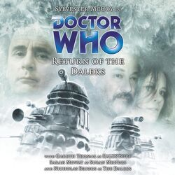 Return of the Daleks cover
