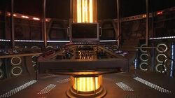 The 12th Doctor's TARDIS - Doctor Who Series 9 (2015) - BBC One