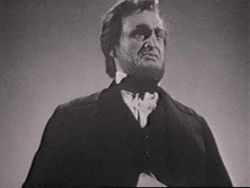 Robert Marsden as Lincoln