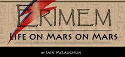 Life on Mars on Mars