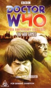 File:The War Games 40thanniv VHS Australian cover.jpg