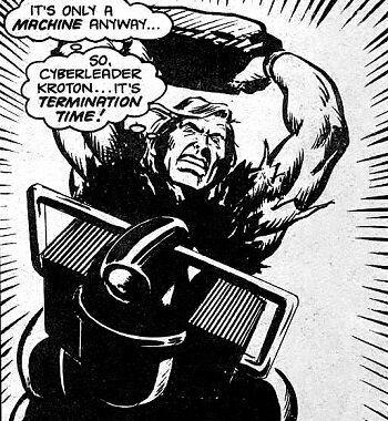 File:Doctor Who DWM 6 Pendar Almost Kills Kroton.jpg
