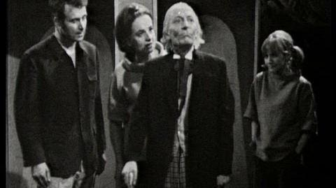 Ian and Barbara leave the Doctor - Doctor Who - The Chase - BBC